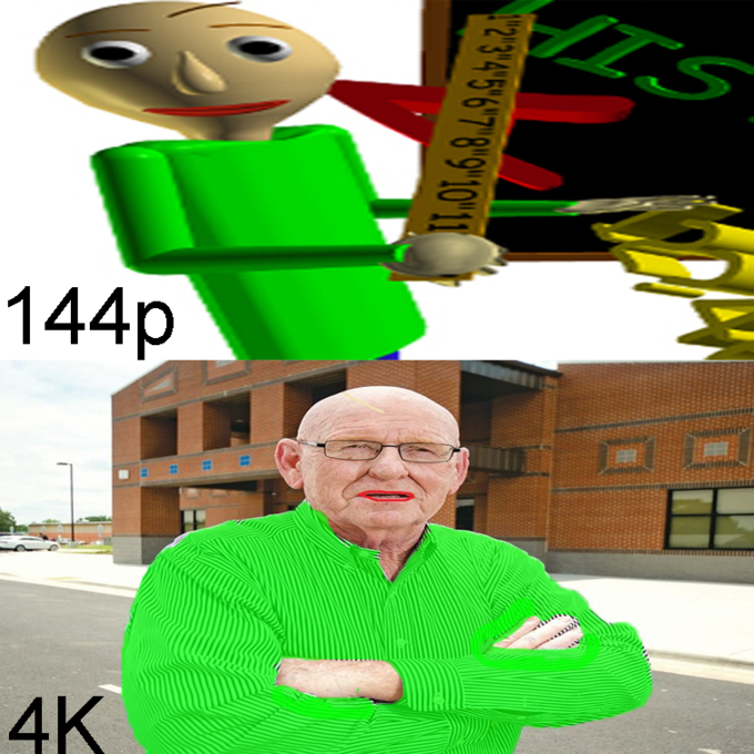 Baldi's basics 2 confirmed