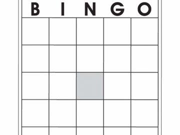 Бинго Карта