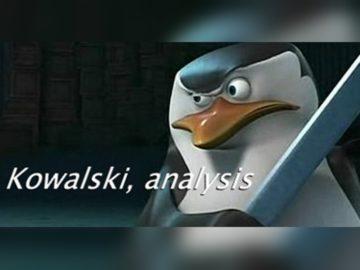 Ковальски, анализ