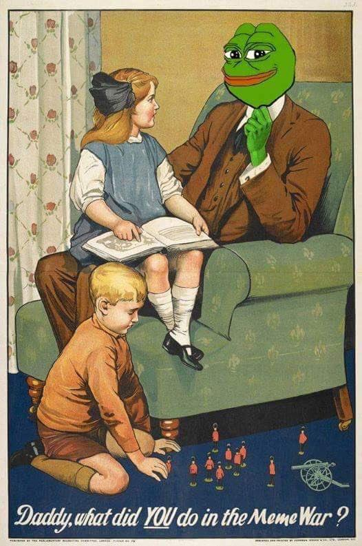 Daddy, What Did You Do In the Great War - Pepe