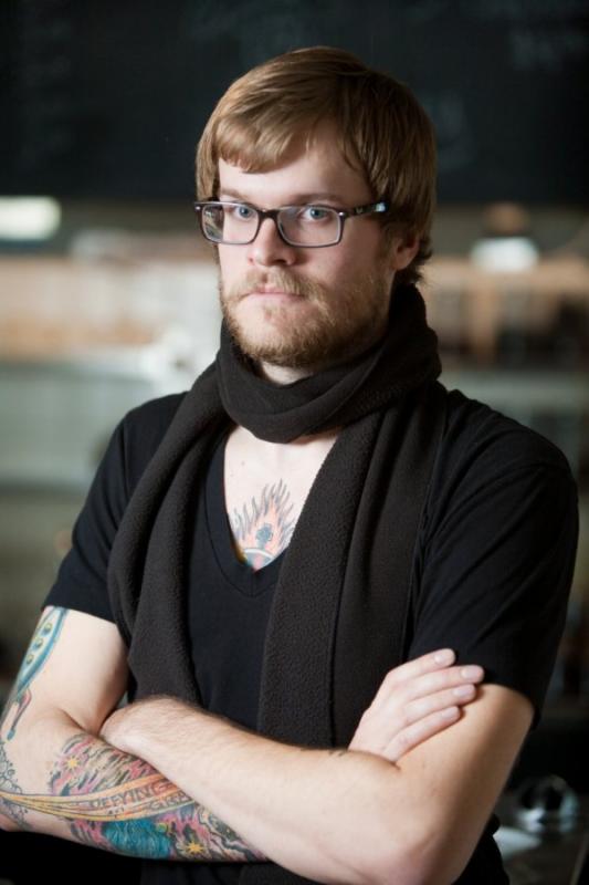 Dustin Mattson Hipster Barista