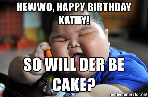 Hewwo - Happy Birthday