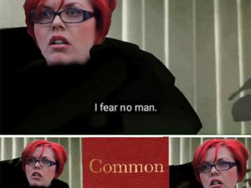 I Fear No Man - Common Sense