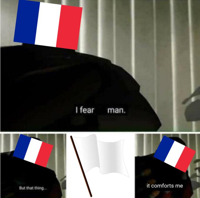 I Fear No Man - France Surrender