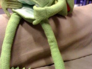 Kermit The Frog Goatse