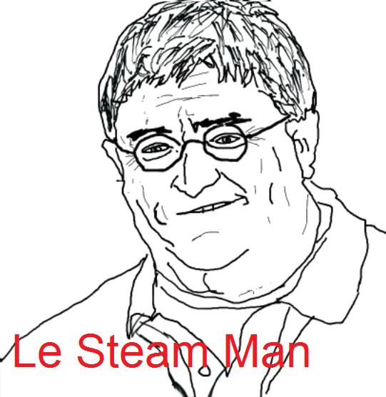 Le Steam Man