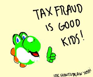 Налоговое мошенничество это хорошо, детки!