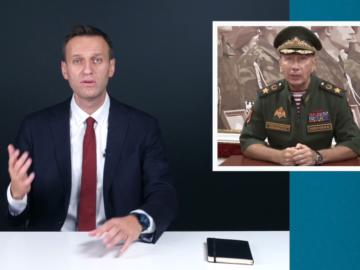 Навальный и Золотов