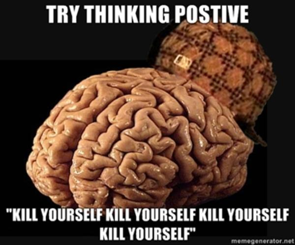 scumbag brain first meme