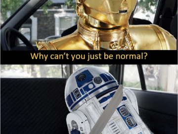 Why Can't You Just Be Normal - Beeps