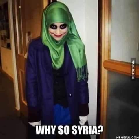Why So Syria