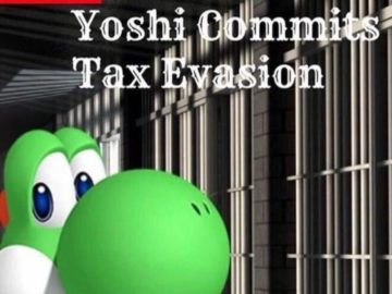 Yoshi Committed Tax Fraud - Игра на Switch