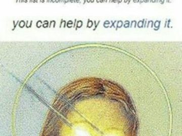 You Can Help By Expanding It - Следователи Иисуса