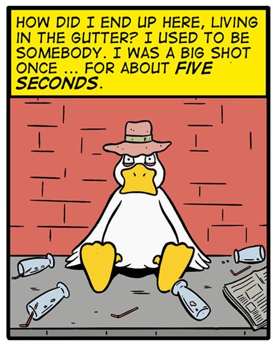Жизнь Milkshake Duck перевернулась за 5 секунд