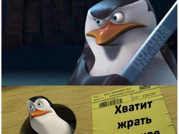 Ковальски показывает