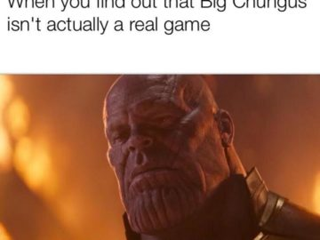 Big Chungus мем