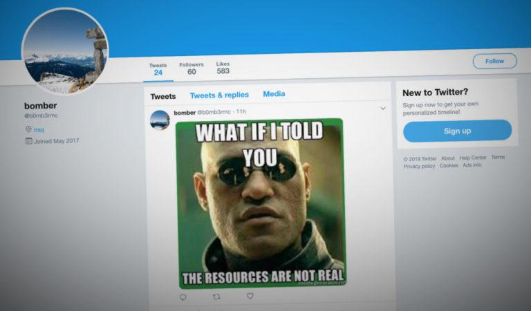 Мемы из твиттера могут быть опасны. В них прячутся компьютерные вирусы