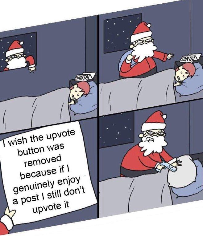 santa letter meme