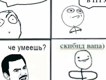 Скибид вапа)
