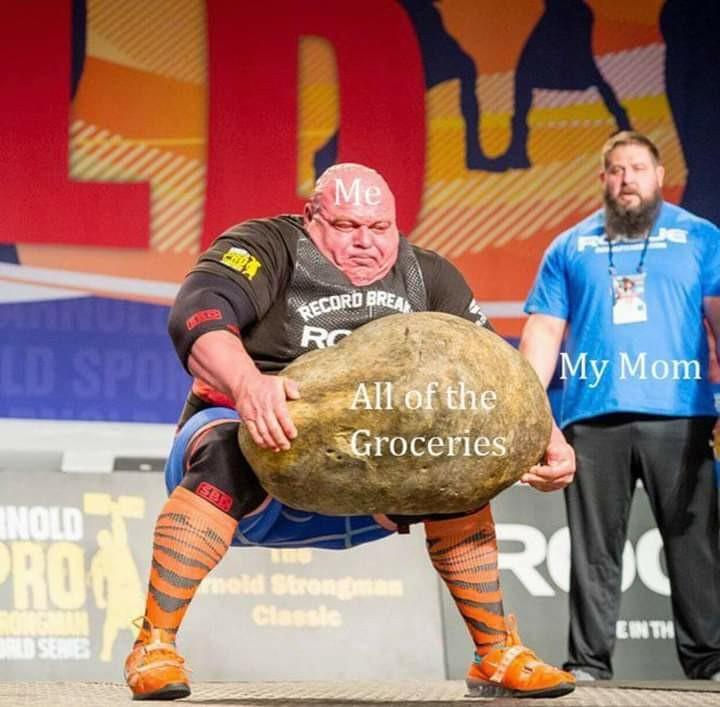 largest potatoe meme