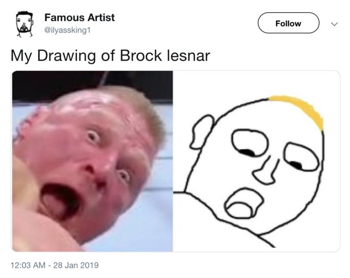 Брок Леснар