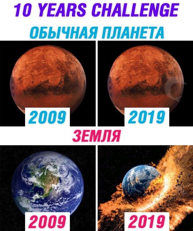 мемы про конец света