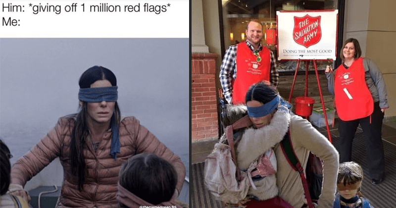 Bird Box meme