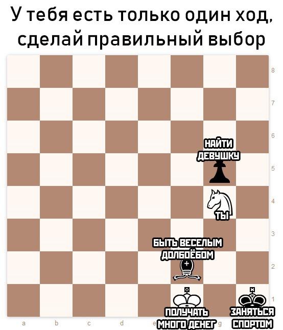 Шахматные мемы