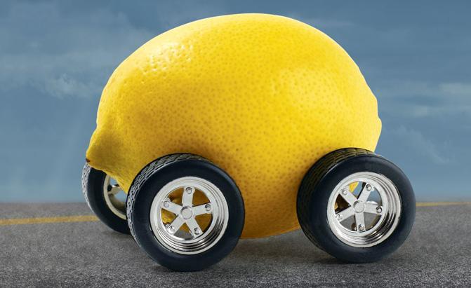 Мемы с лимонами