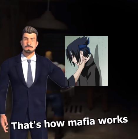 Sasuke meme