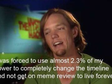 Shaggy's power