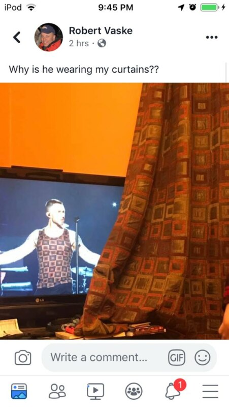 Maroon 5 майка из подушки