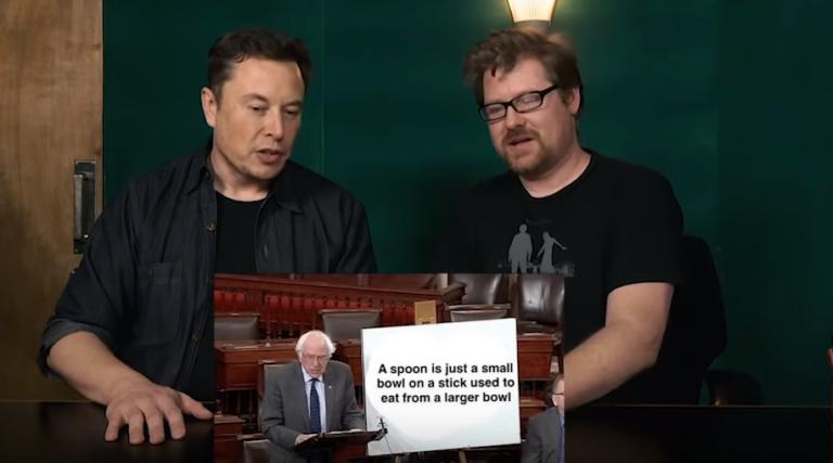Илон Маск Meme Review