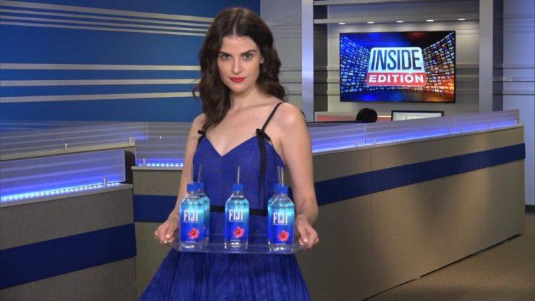 Fiji подала ответный иск к девушке с водой