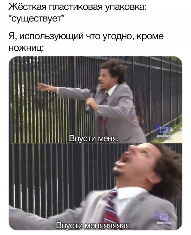Мем Впусти меня