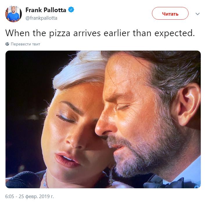 Оскар 2019 главные мемы