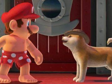 Можно ли погладить собаку в компьютерных играх