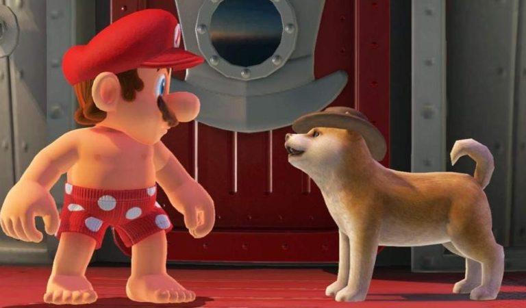 Блогер выясняет, можно ли погладить собаку в компьютерных играх