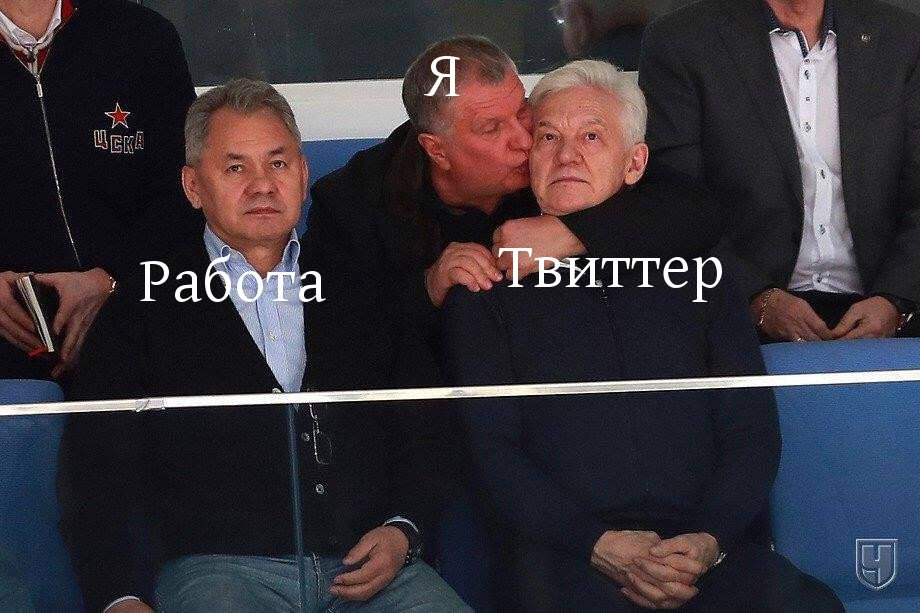 Сечин целует Тимченко, Шойгу грустит. Новое вирусное фото