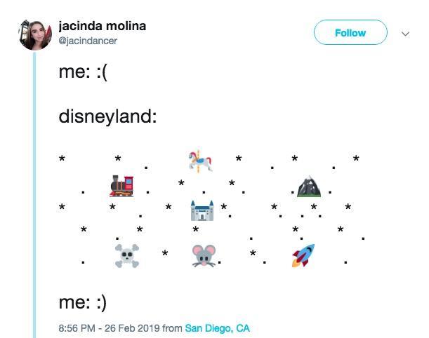 Звездочки ASCII