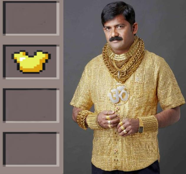 Мемы с броней из Майнкрафта