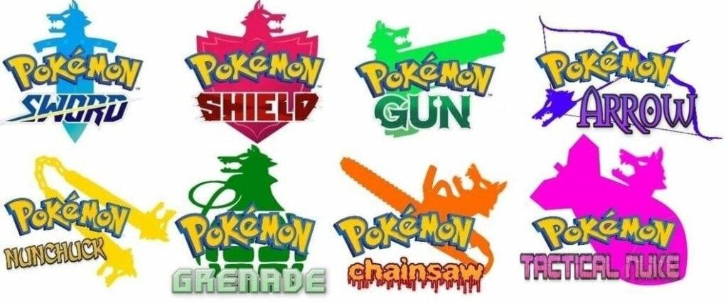 Pokemon Gun meme