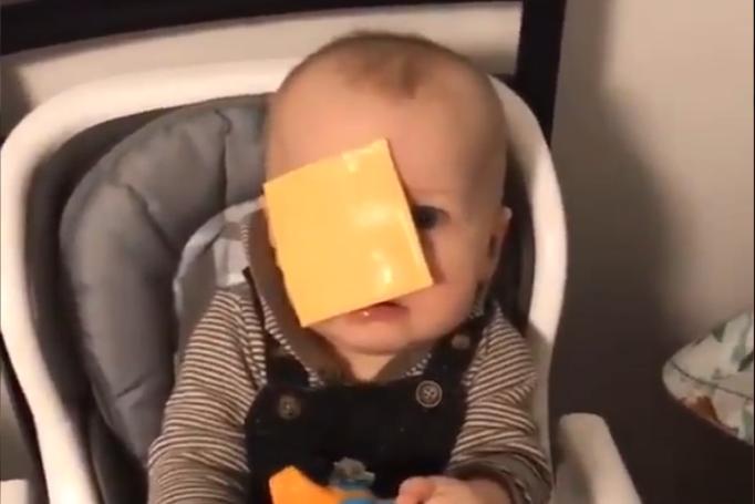 Сырное лицо