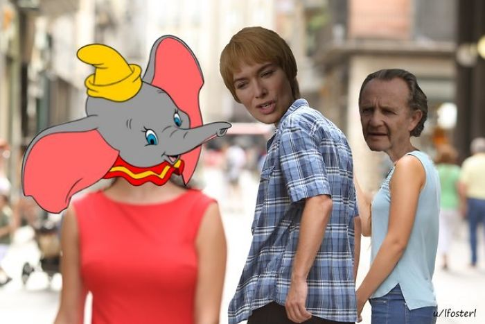 Cерсея и слоны