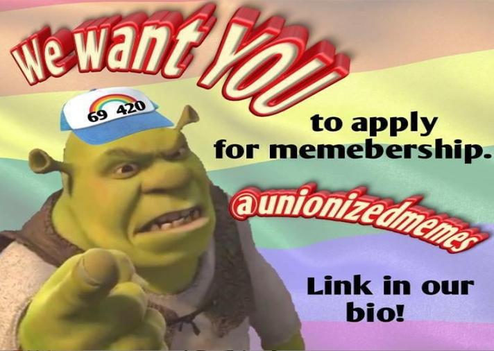 Meme Union Профсоюз мемеров
