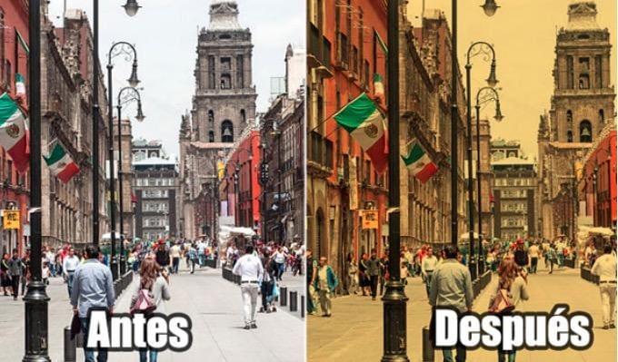 Мексика в голливудском кино