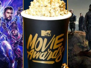Mtv Movie and Tv Awards 2019