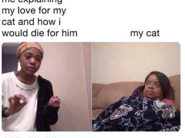 Я объясняю маме