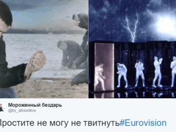 Сергей Лазарев на Евровидении 2019