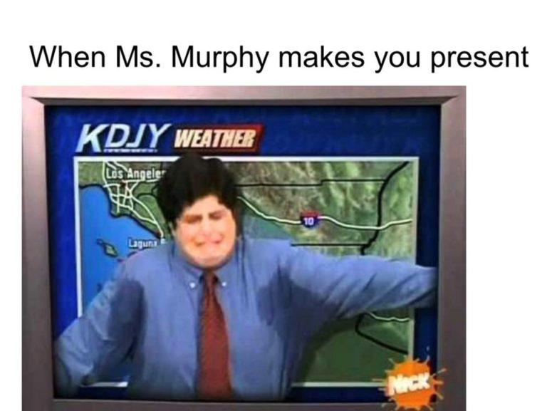 мемы про учебу